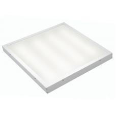 Светодиодный светильник серии Офис Ip 54 накладной СПО (0993)