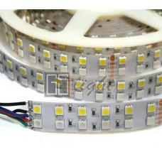 Открытая светодиодная лента SMD 5050 120LED/m IP33 24V RGB+White