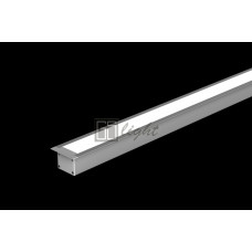 Встраиваемый алюминиевый профиль LE.4932